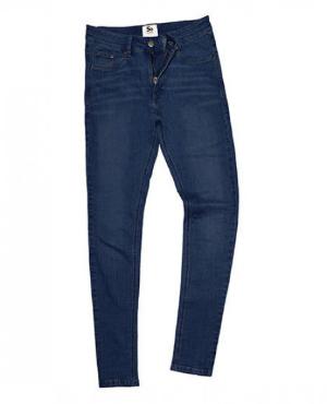 Skinny Jeans Lara von So Denim fuer Damen