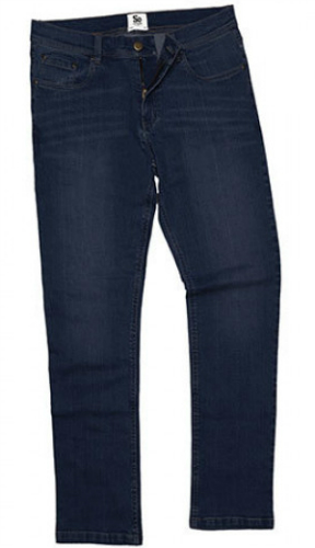 So Denim Men-s Leo Straight Jeans