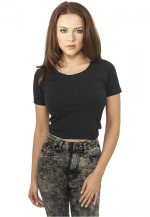 Cropped T-Shirt Basic