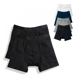 Fruit of the Loom Underwear Classic Boxer 2er Pack