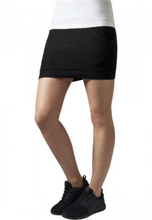 Ladies French Terry Skirt