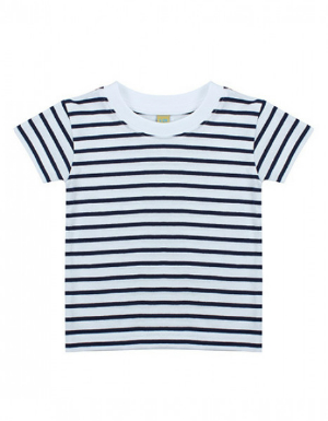 Larkwood Short Sleeved Stripe T Shirt