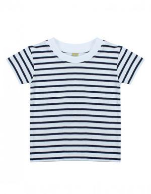 Larkwood Short Sleeved Stripe T Shirt