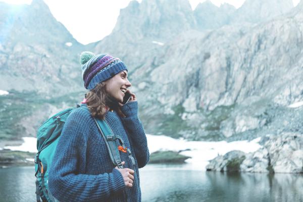 Das Zwiebelprinzip ist beim Trekking im Herbst oder Winter unerlässlich