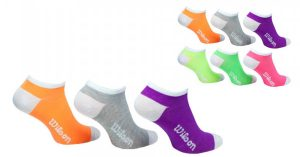 Wilson Ladies Cross Training low Socks