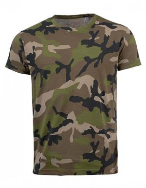 SOLS Camo T-Shirt