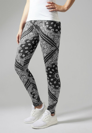 Ladies Bandana Leggings