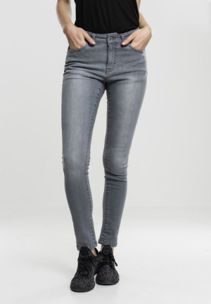 Damen Skinny Denim Hose