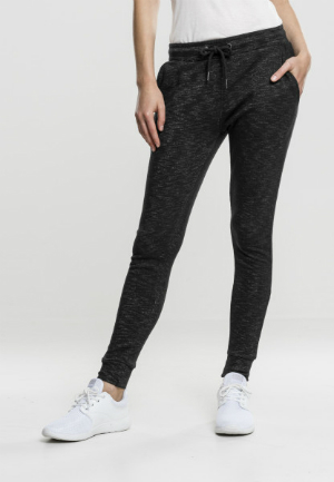 Damen Space Dye Terry Jogginghose