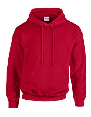 Gildan Heavy Blend- Kapuzen Sweatshirt Kirschrot