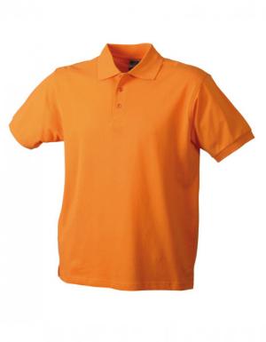 James+Nicholson Classic Poloshirt fuer Herren