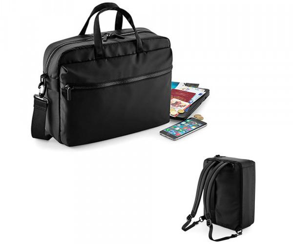 Quadra Tokyo Convertible Laptop Messenger Tasche