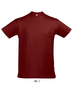 SOLS Imperial T-Shirt Chili Red