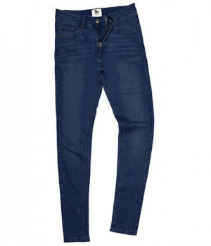 So Denim Damen Skinny Jeans Lara