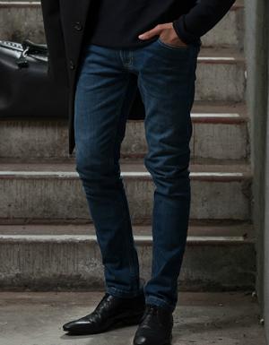 So Denim Herren Max Slim Jeans
