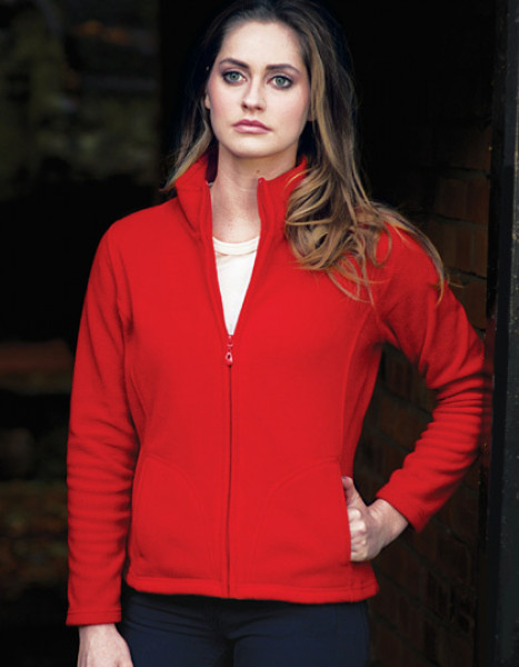 Starworld Ladies Full Zip Fleecejacke