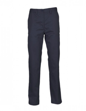 Henbury Ladies 65-35 Chino Trousers navy