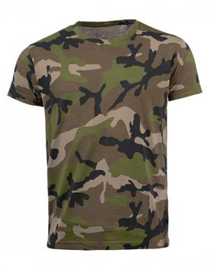 SOL´S Mens Camo T-Shirt