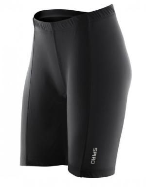 SPIRO Ladies Padded Bikewear Shorts