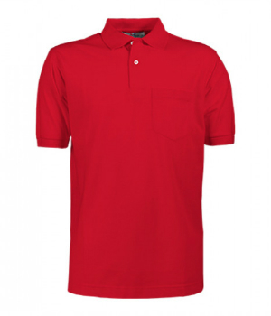 Tee Jays Pocket Polo Pique