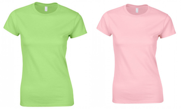 Gildan Softstyle Ladies T- Shirt