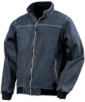 Result Denim Softshell Jacket