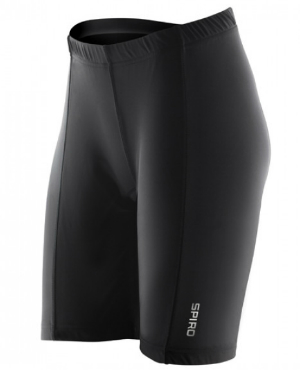 SPIRO Ladies Padded Bikewear Shorts