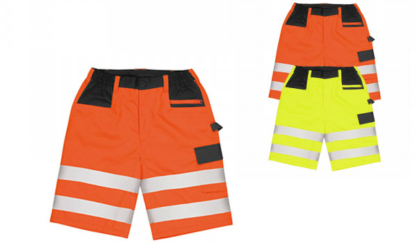 Result Safety Cargo Shorts