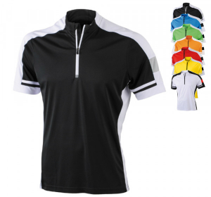 james-nicholson-mens-bike-t-half-zip
