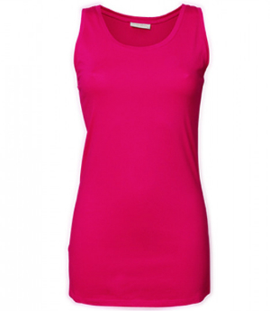 tee-jays-ladies-stretch-top-extra-long-pink
