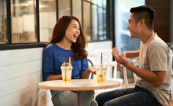 Mit Basic Fashion kann man beim Date seine Lockerheit ausstrahlen
