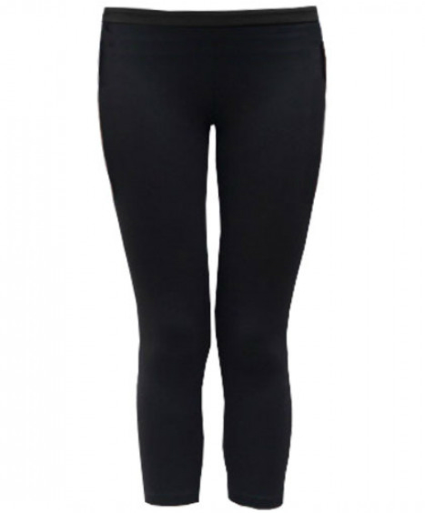 SF Women Ladies 3/4 Length Leggings