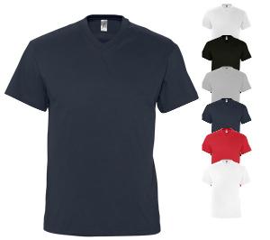 SOL´S V-Neck T-Shirt Victory