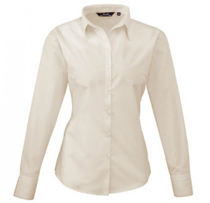 premier-workwear-ladies-poplin-long-sleeve-shirt-damenbluse-langarm