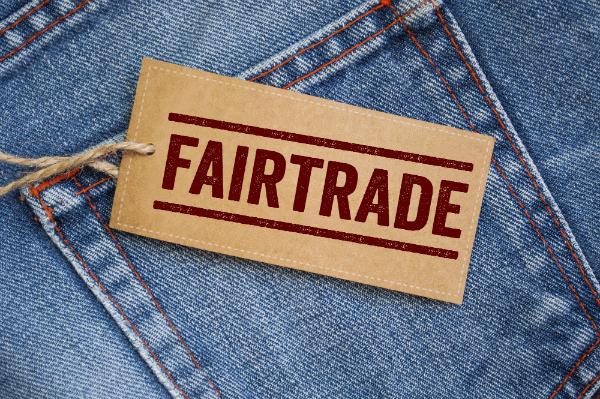 Fairtrade Jeanshose