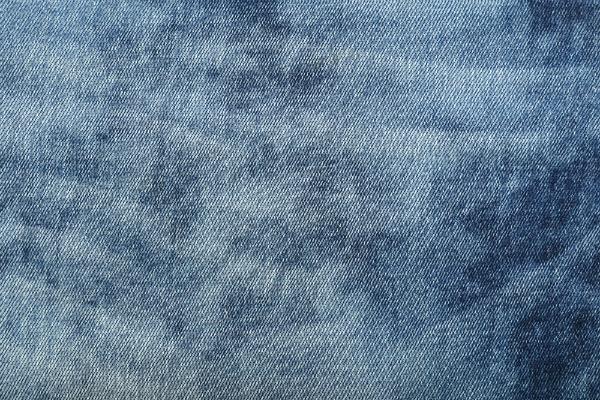 """Die """"Washed""""-Oberfläche einer Jeanshose"""