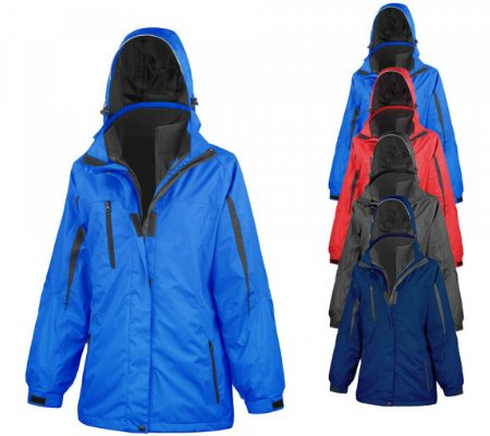 result-ladies-3-in-1-softshell-journey-jacket