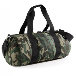 bagbase-camo-barrel-bag