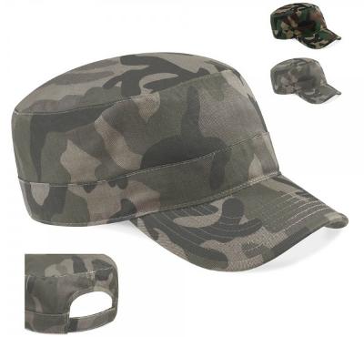 beechfield-camo-army-cap