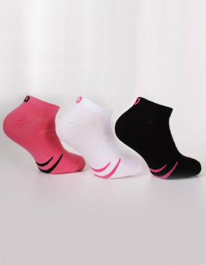 wilson-ladies-active-trainer-socks-3-er-pack