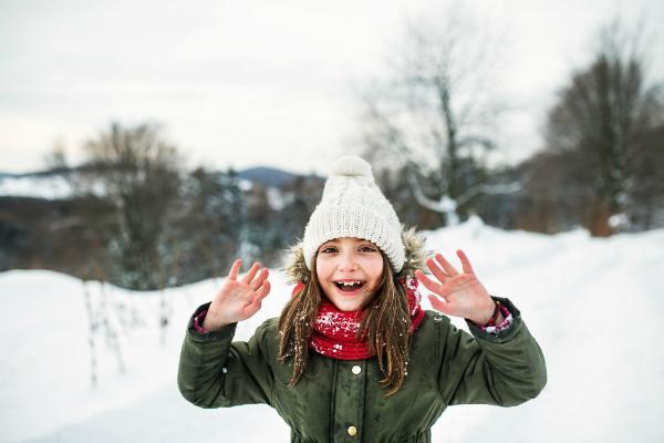 Der Zwiebellook ist Nummer 1 in Sachen Winterkleidung fuer Kinder