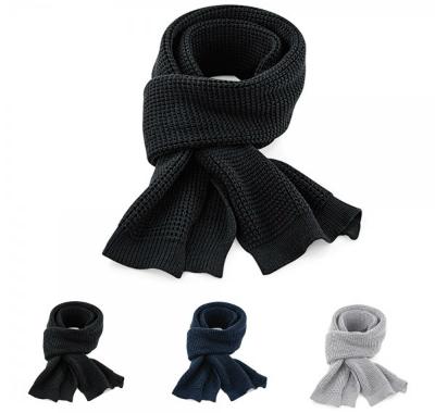 beechfield-classic-waffle-knit-scarf