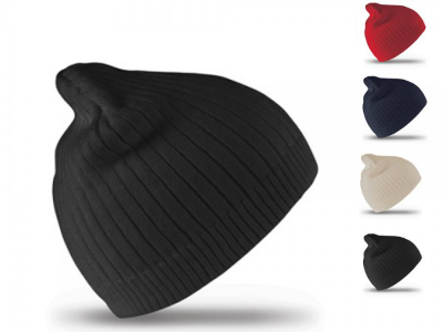 result-winter-essentials-double-knit-cotton-beanie-hat