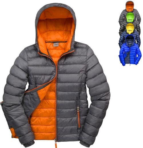 Result Ladies Snow Bird Padded Jacket