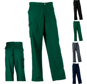 Russell Workwear-Hose aus Polyester-/Baumwoll-Twill