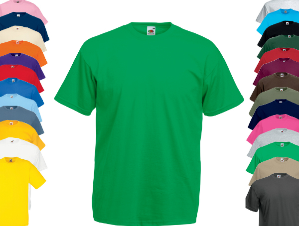 Fruit of the Loom Valueweight T T-shirt Shirt