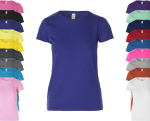 Gildan Heavy Cotton™ Ladies´ T-Shir