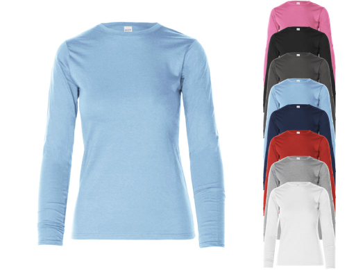 Gildan Softstyle® Ladies´ Long Sleeve T-Shirt