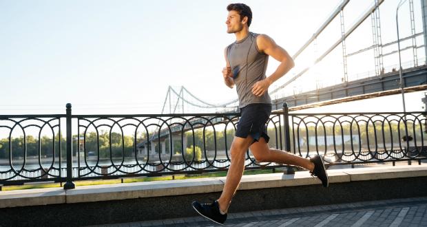 Ideal zum Laufen
