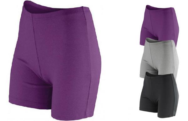 RT283F SPIRO Womens Impact Softex® Shorts